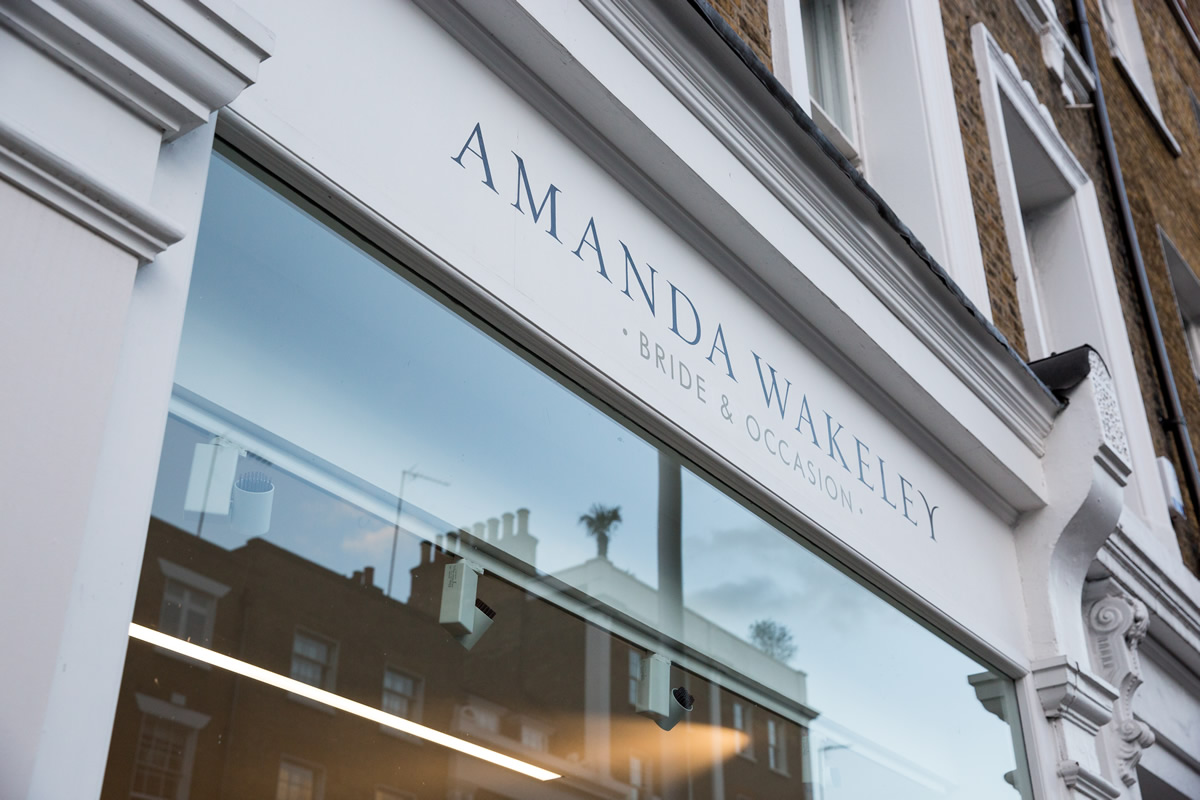 Amanda Wakeley Bridal Collection