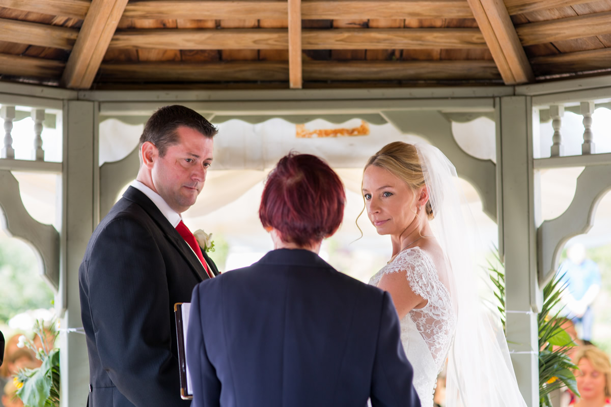 vows at chapel down
