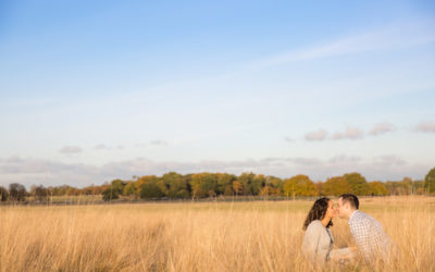 Richmond Engagement Shoot – Tat and David