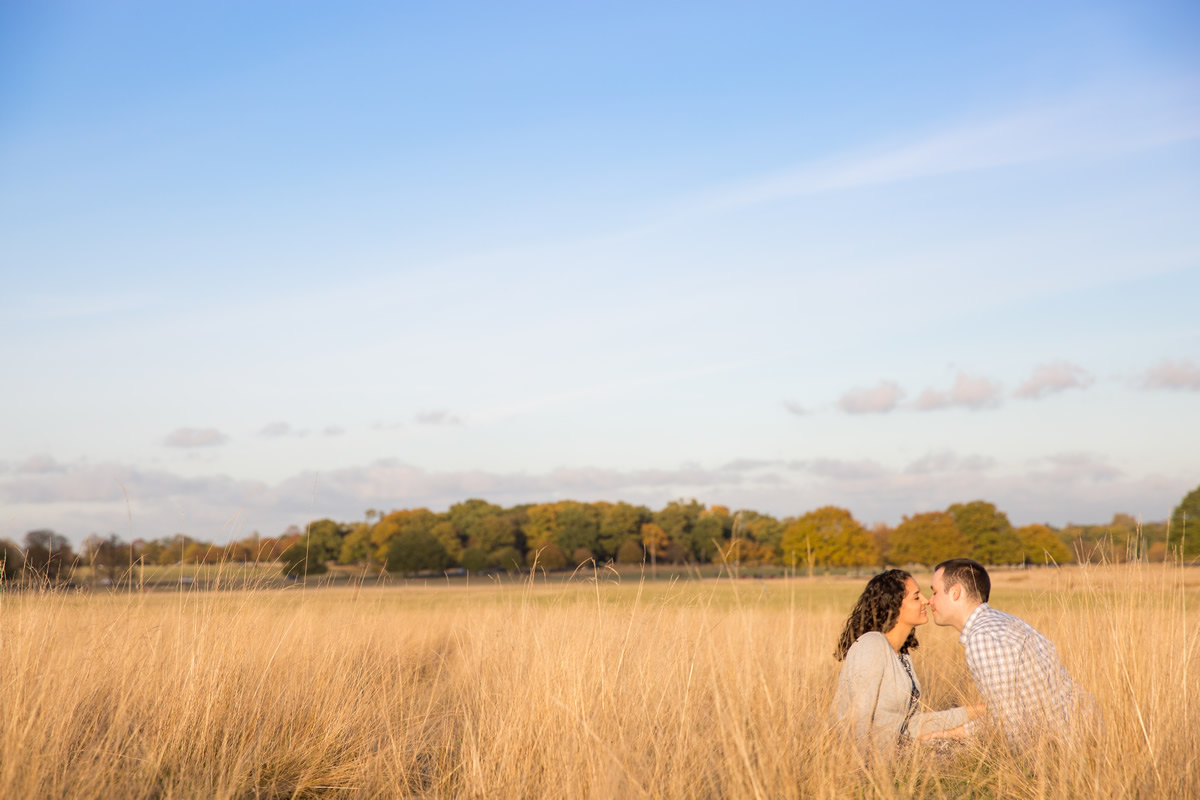 Richmond Engagement Shoot - Tat and David