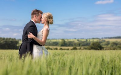 Farmhouse Wedding Photography – Fran and Tristan