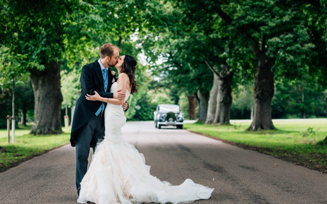 Goodwood House Wedding Photography – Karena and Adam