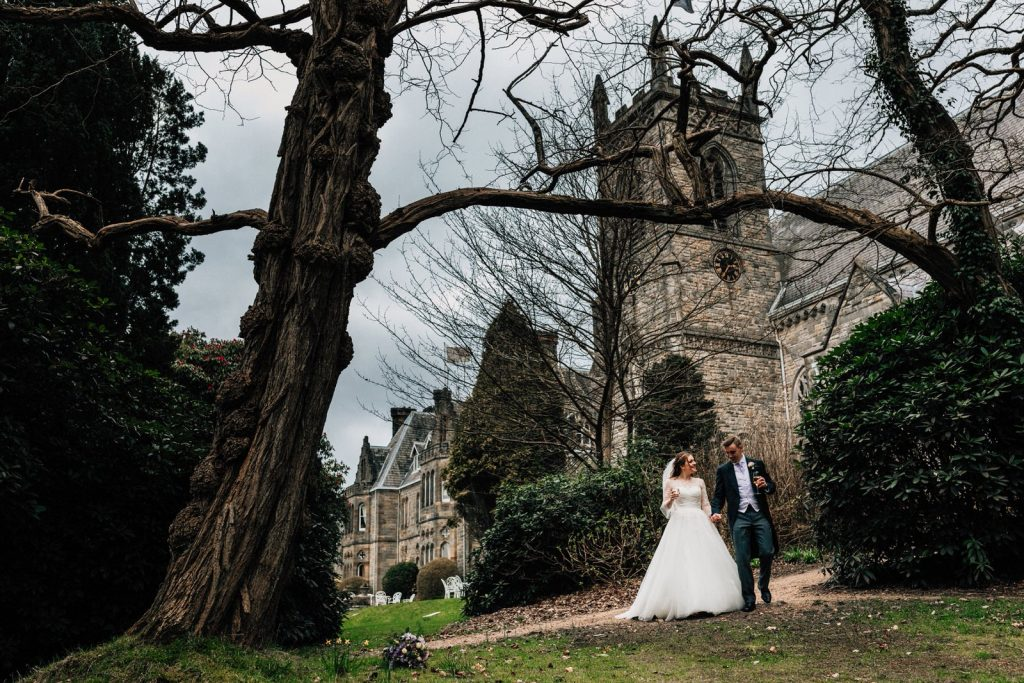 Ashdown Park Hotel wedding photography