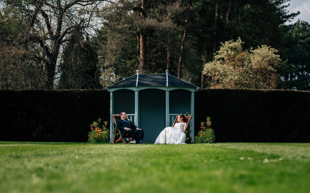 Fanhams Hall Wedding Photographer – Steve and Jodie Sneak Peek