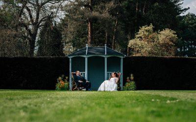 Fanhams Hall Wedding Photographer – Steve and Jodie Sneak Peek