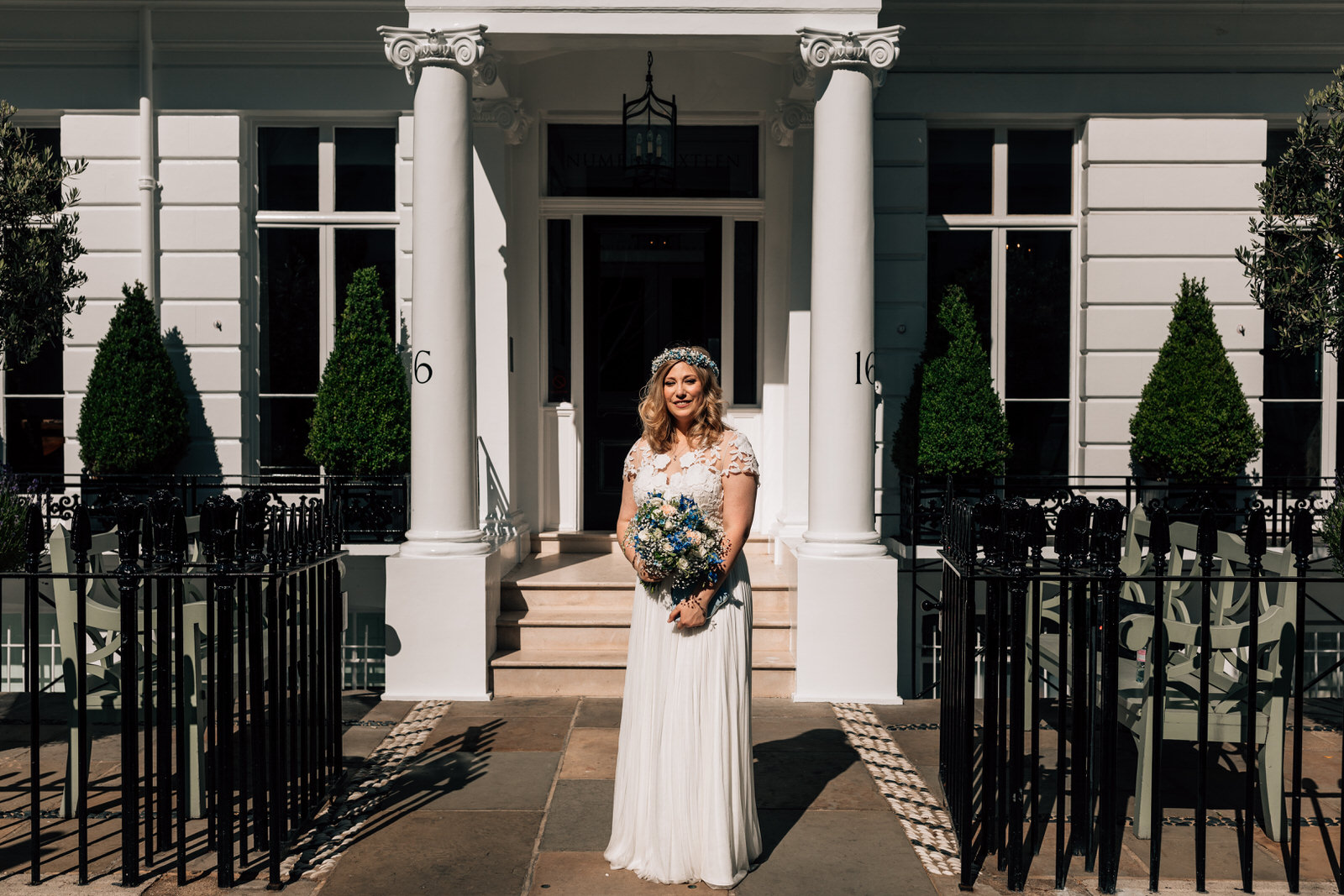 Kensington Wedding Photographer