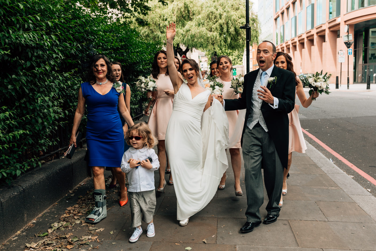 One Marylebone Wedding Photography