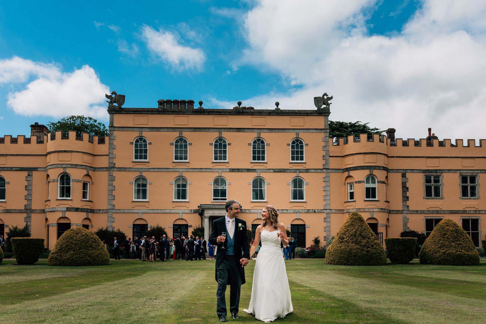 Hampden House Wedding Photography