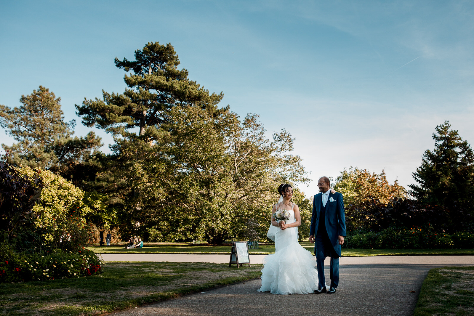 kew gardens wedding photographer