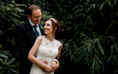 Pembroke Lodge Wedding Photography – Andrea and Andrew