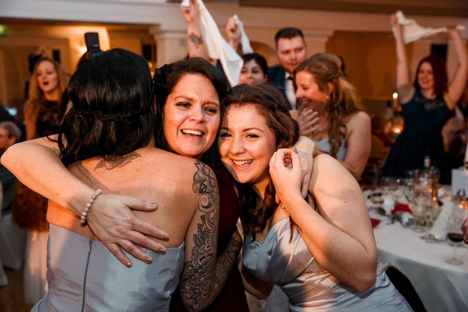 dancing at pembroke lodge wedding
