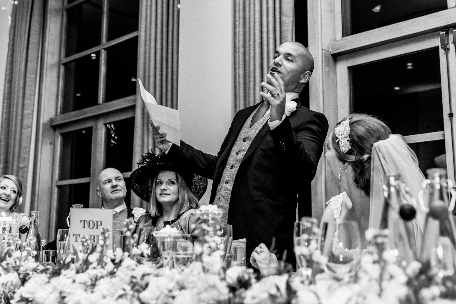 bowood hotel wedding speeches