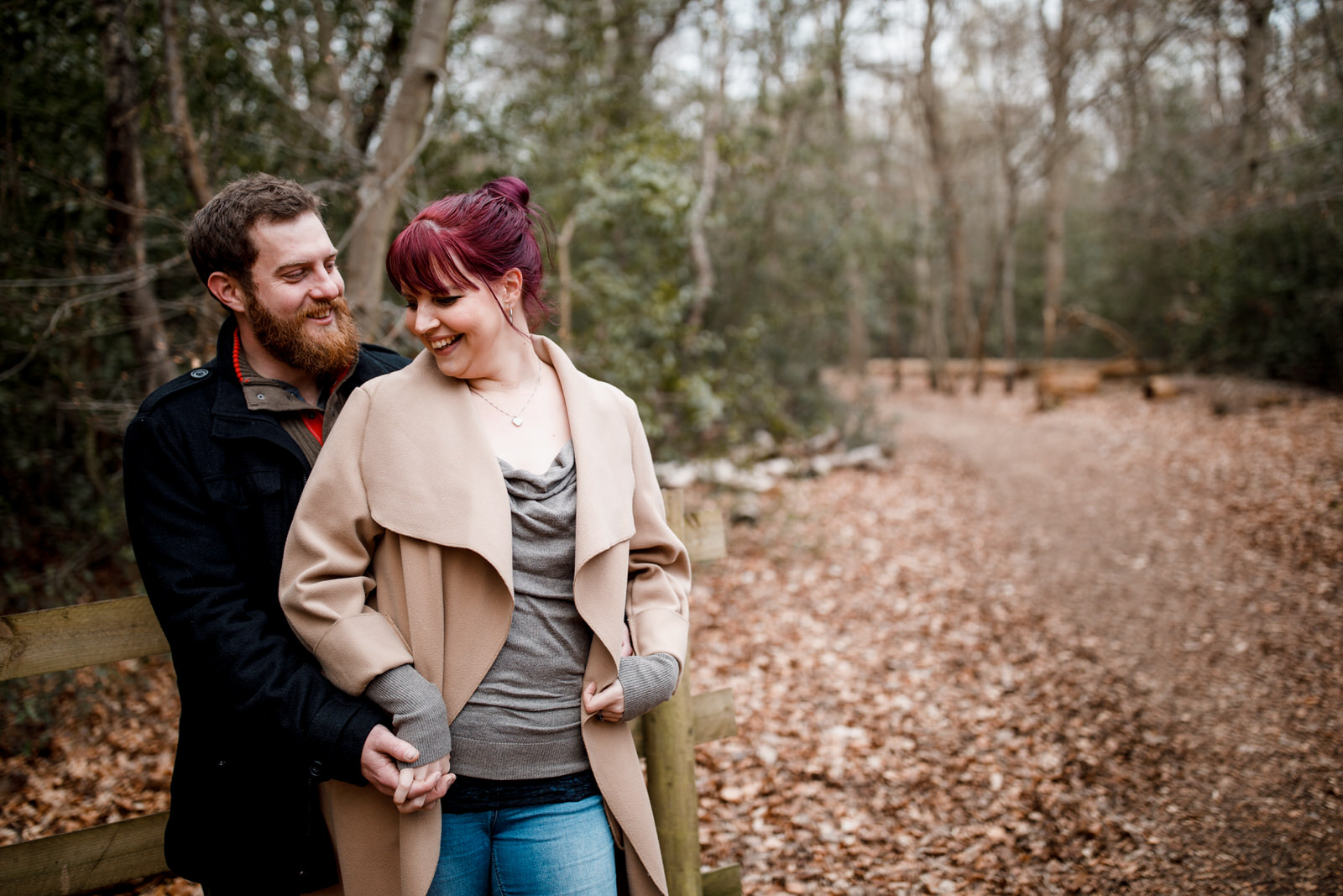burnham beeches engagement photography