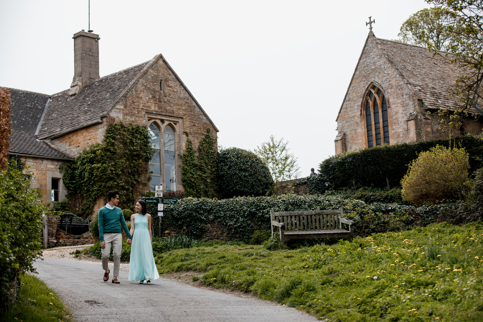 upper slaughter engagement shoot