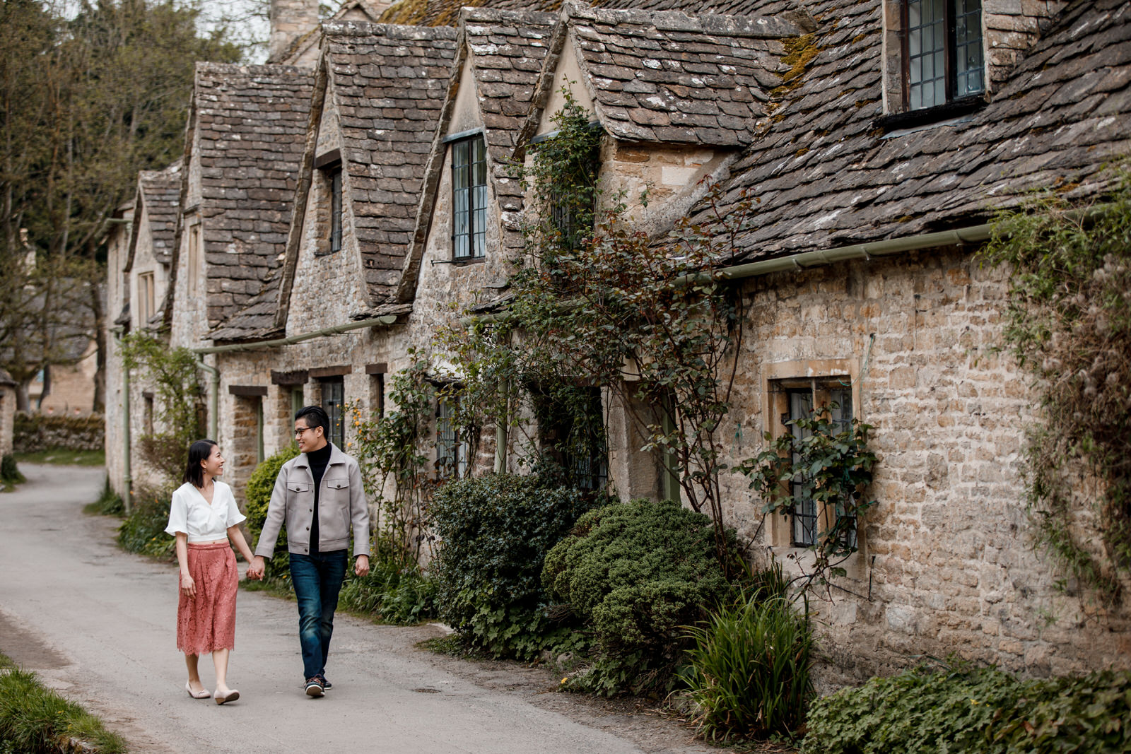 pre-wedding shoot in bibury