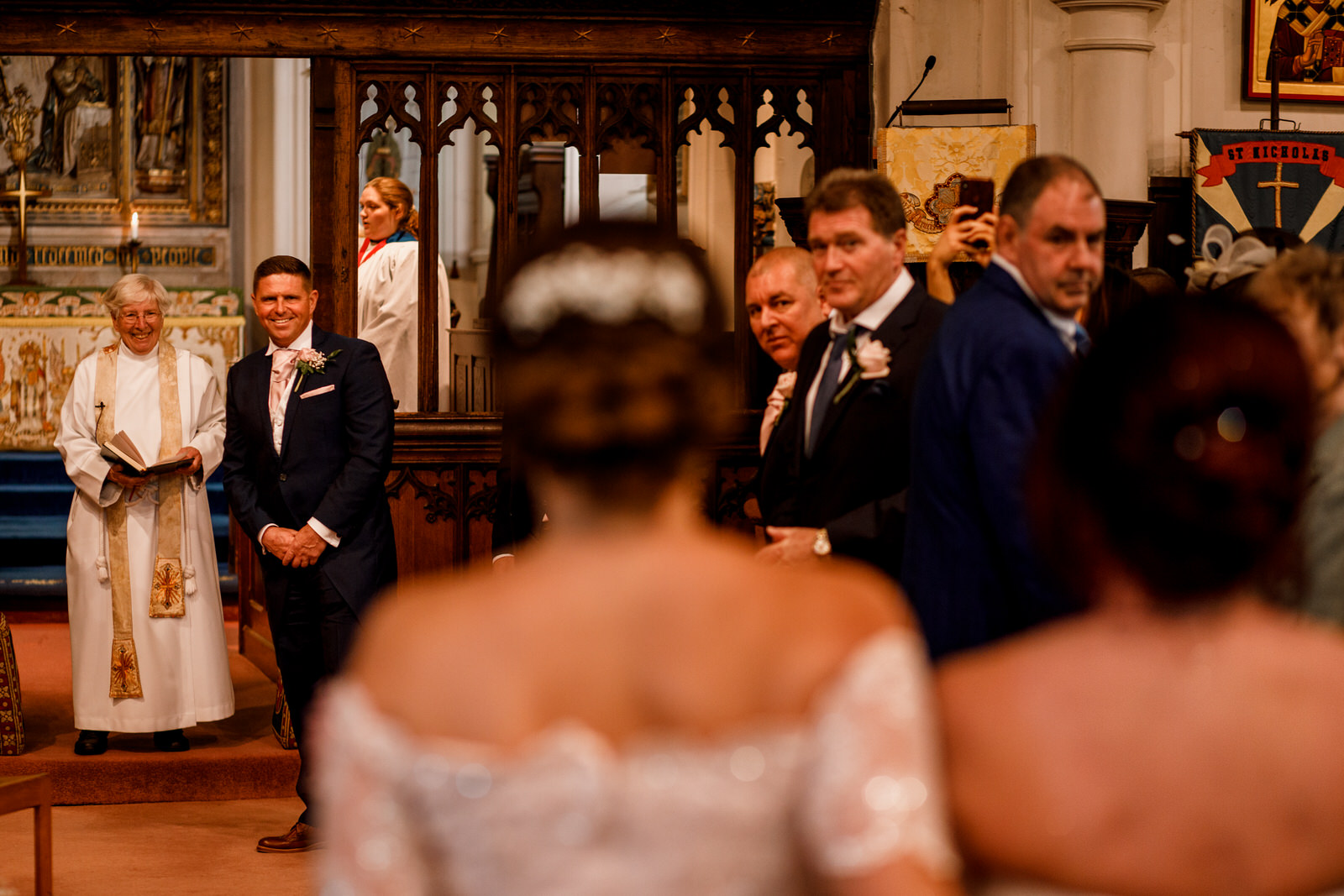 speeches at ham yard hotel wedding photography