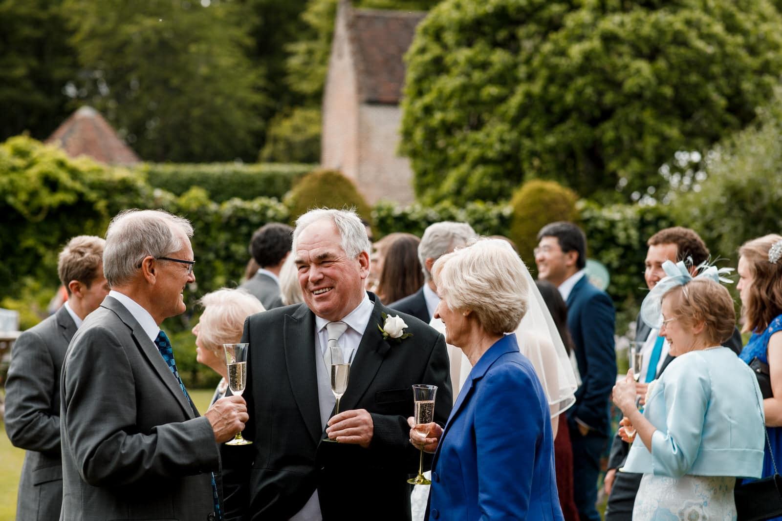 old amersham wedding