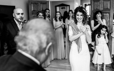 Great Fosters Wedding Photography – Louise and Simon
