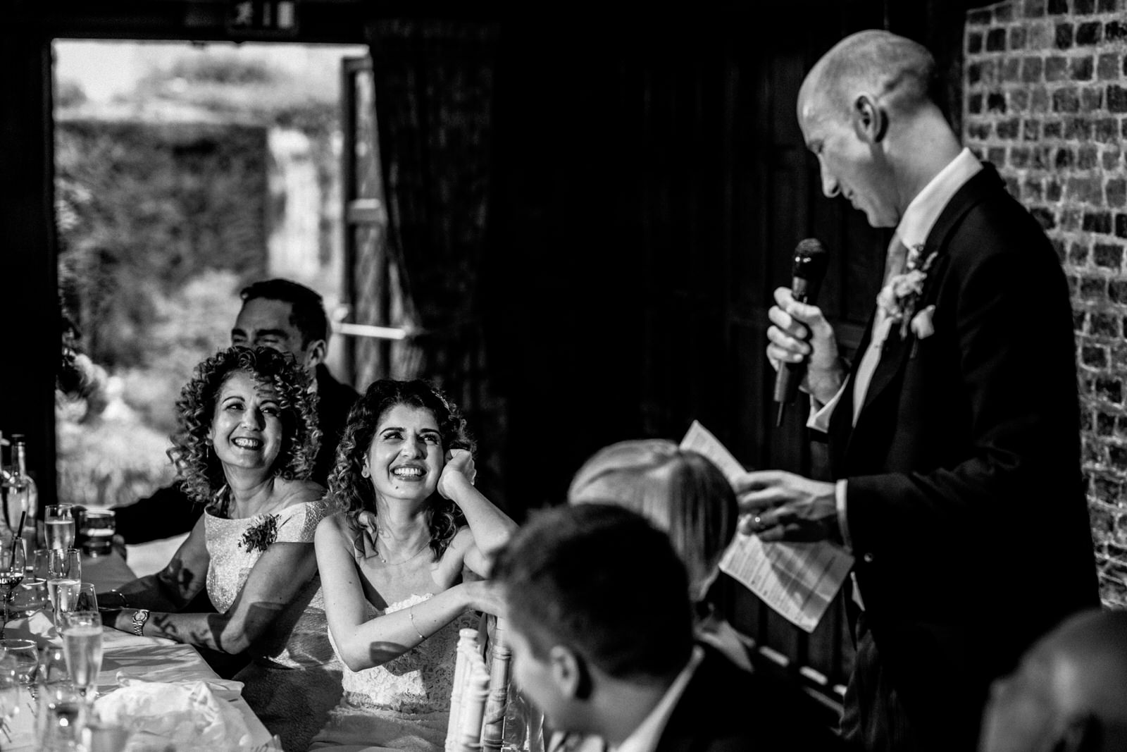 groom speech at great fosters