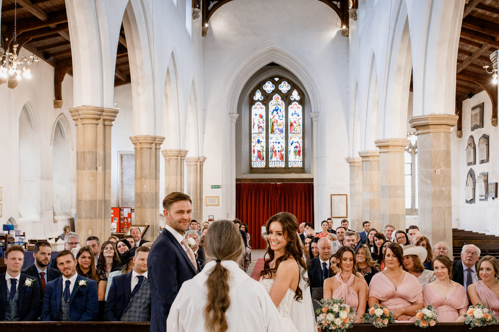 st marys church wedding photographer