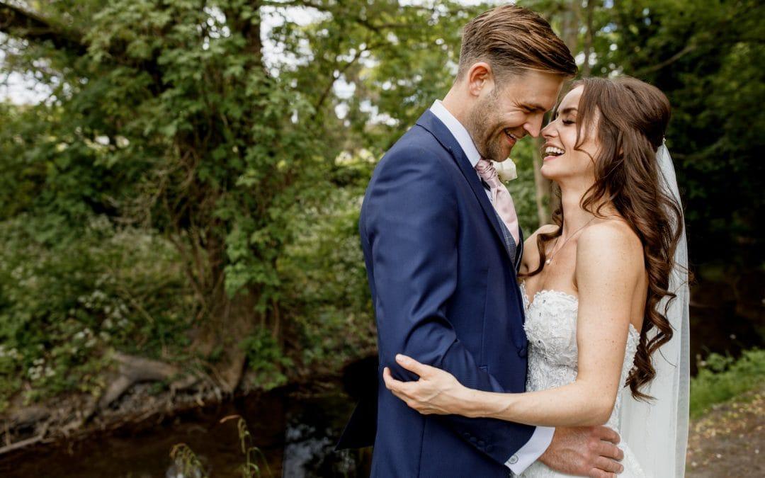 Kings Chapel Wedding Photography – Amy and Sam