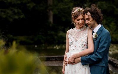 Ashdown Park Hotel Wedding Photographer – Morag and Daniel Sneak Peek