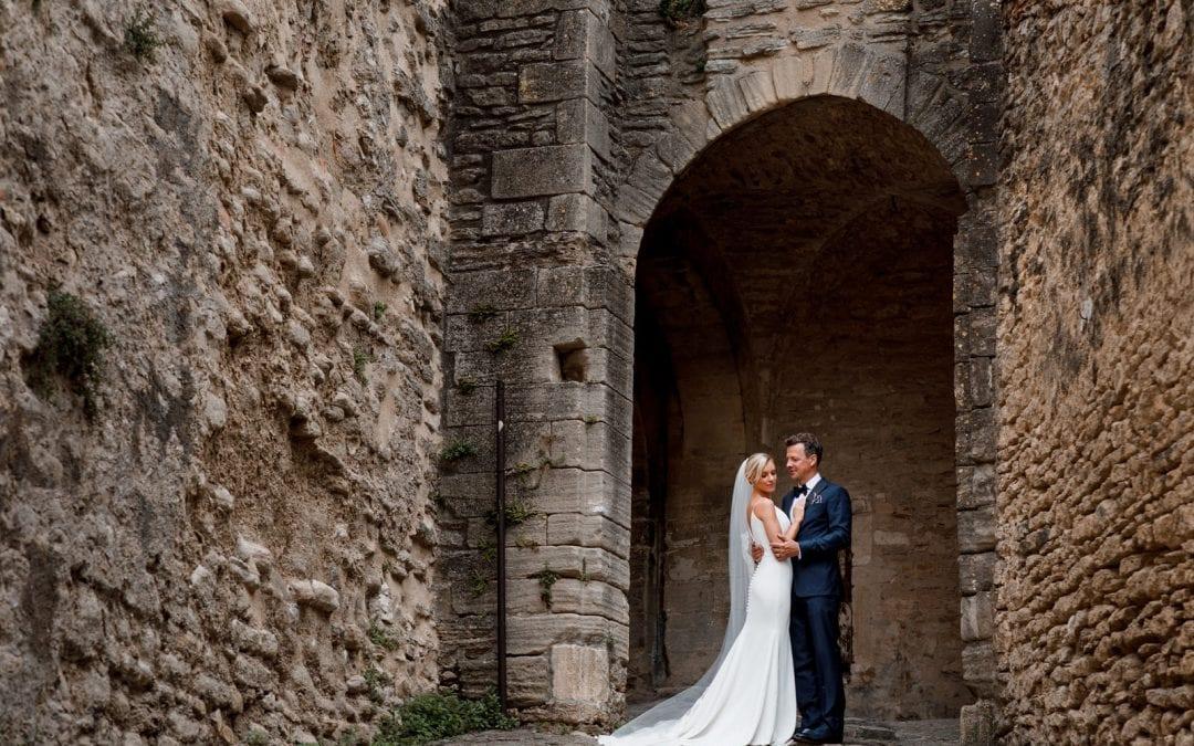 La Bastide de Gordes Wedding Photographer – Mark and Julia Sneak Peek