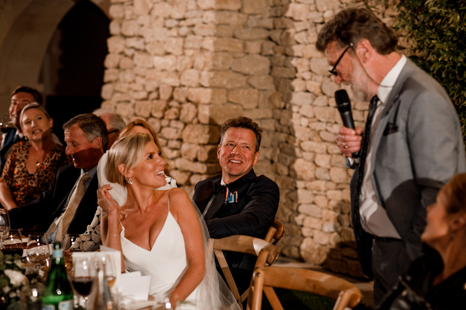 father of the bride speech at gordes wedding
