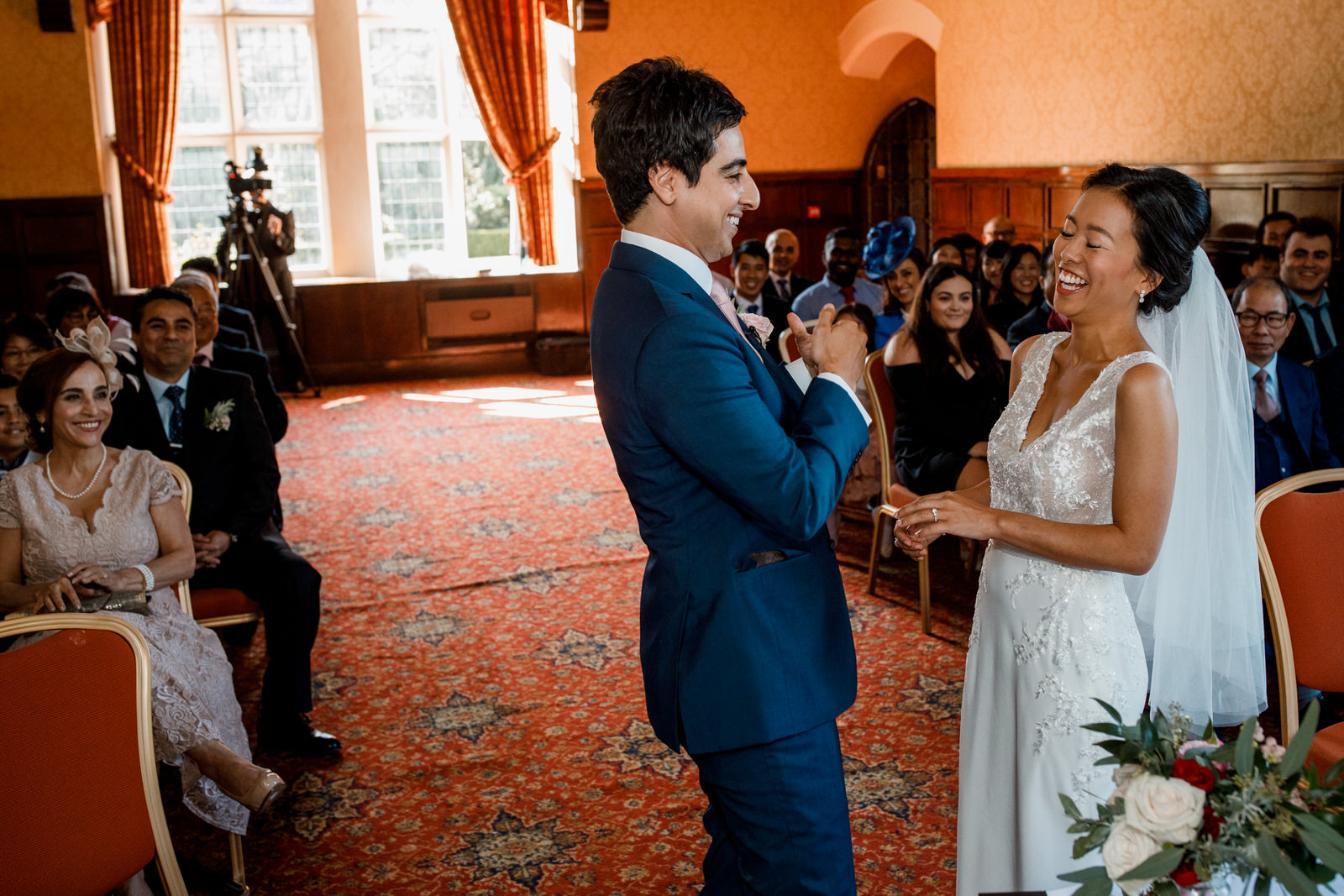 grims dyke wedding photographer