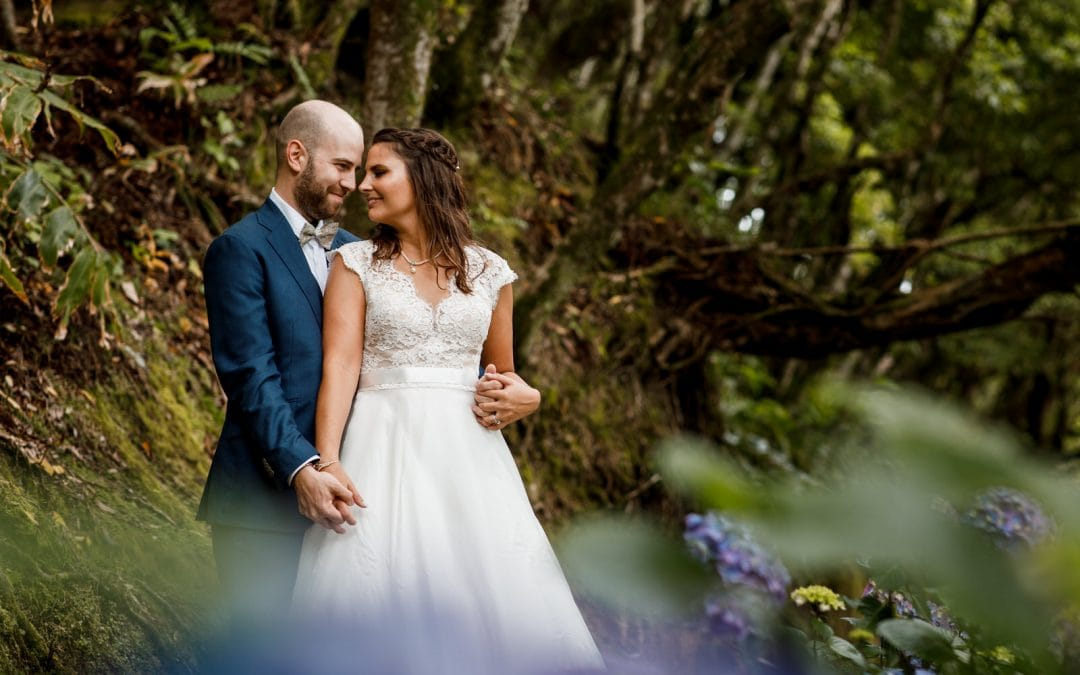 Destination Wedding Photography – The Azores