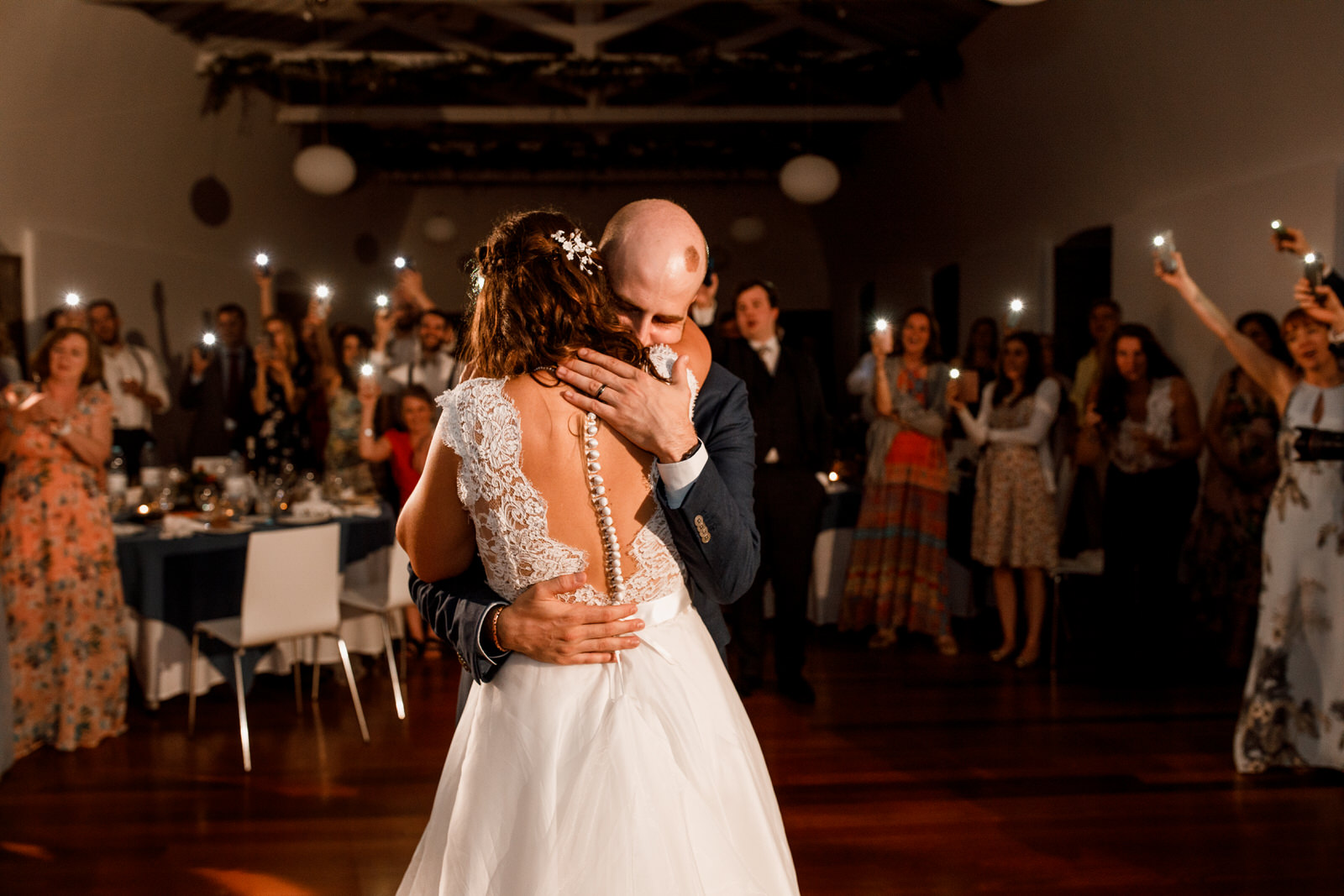 first dance at destination wedding