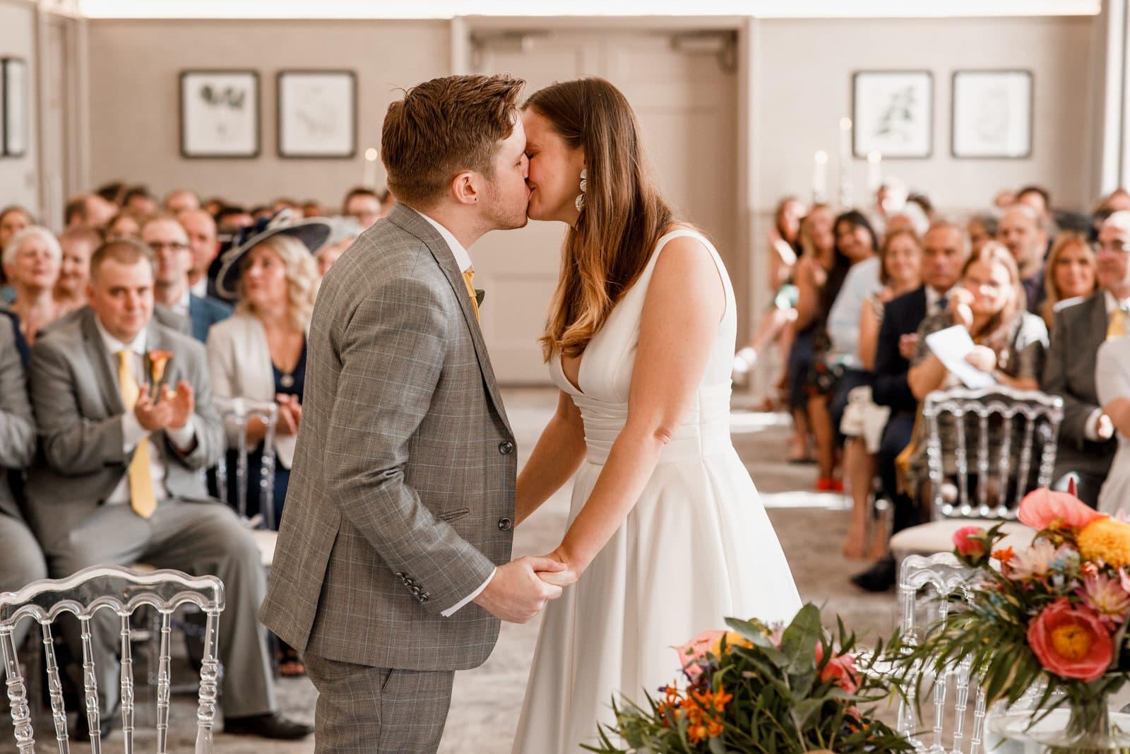 first kiss at de vere beaumont estate