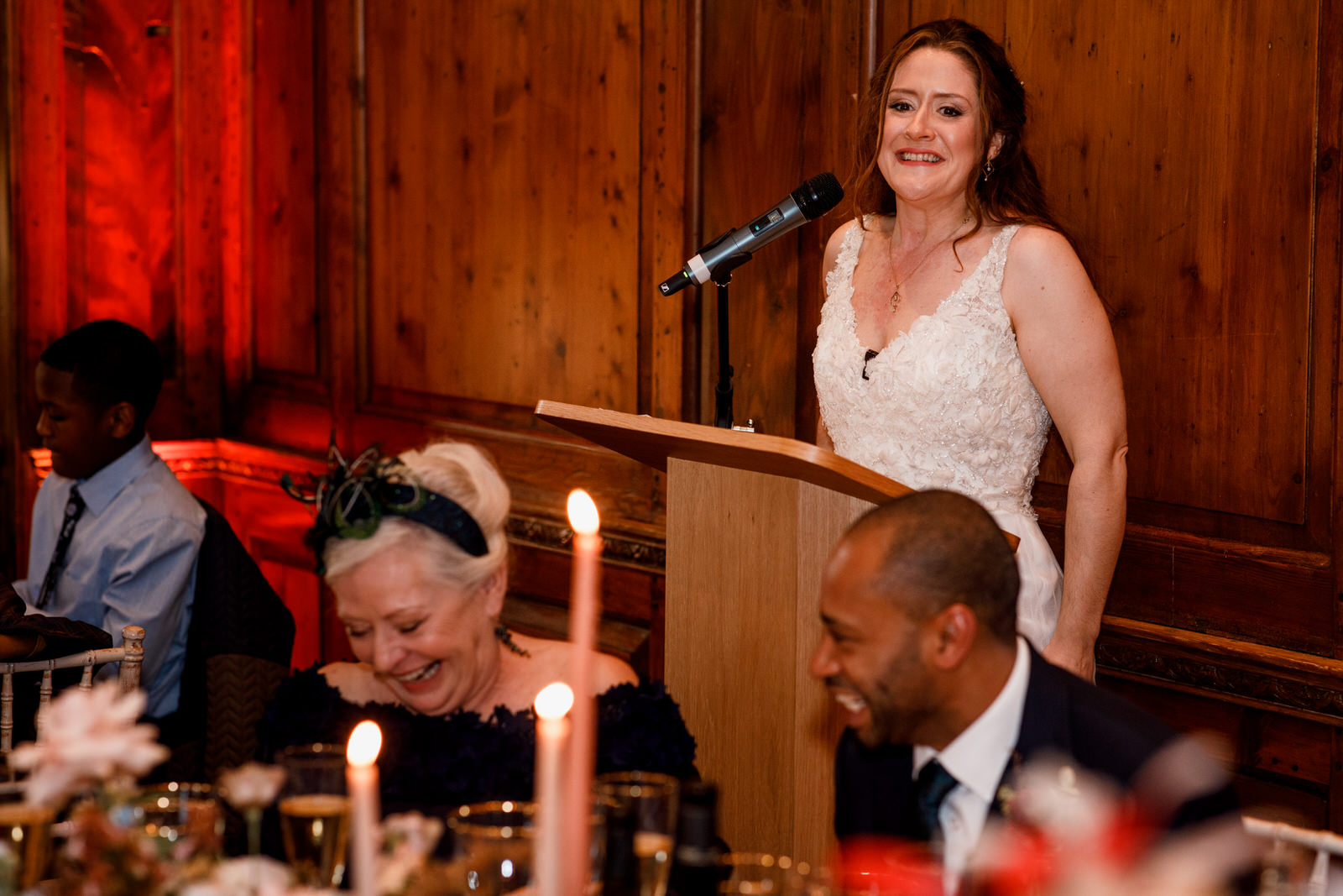 wedding speeches at hedsor house