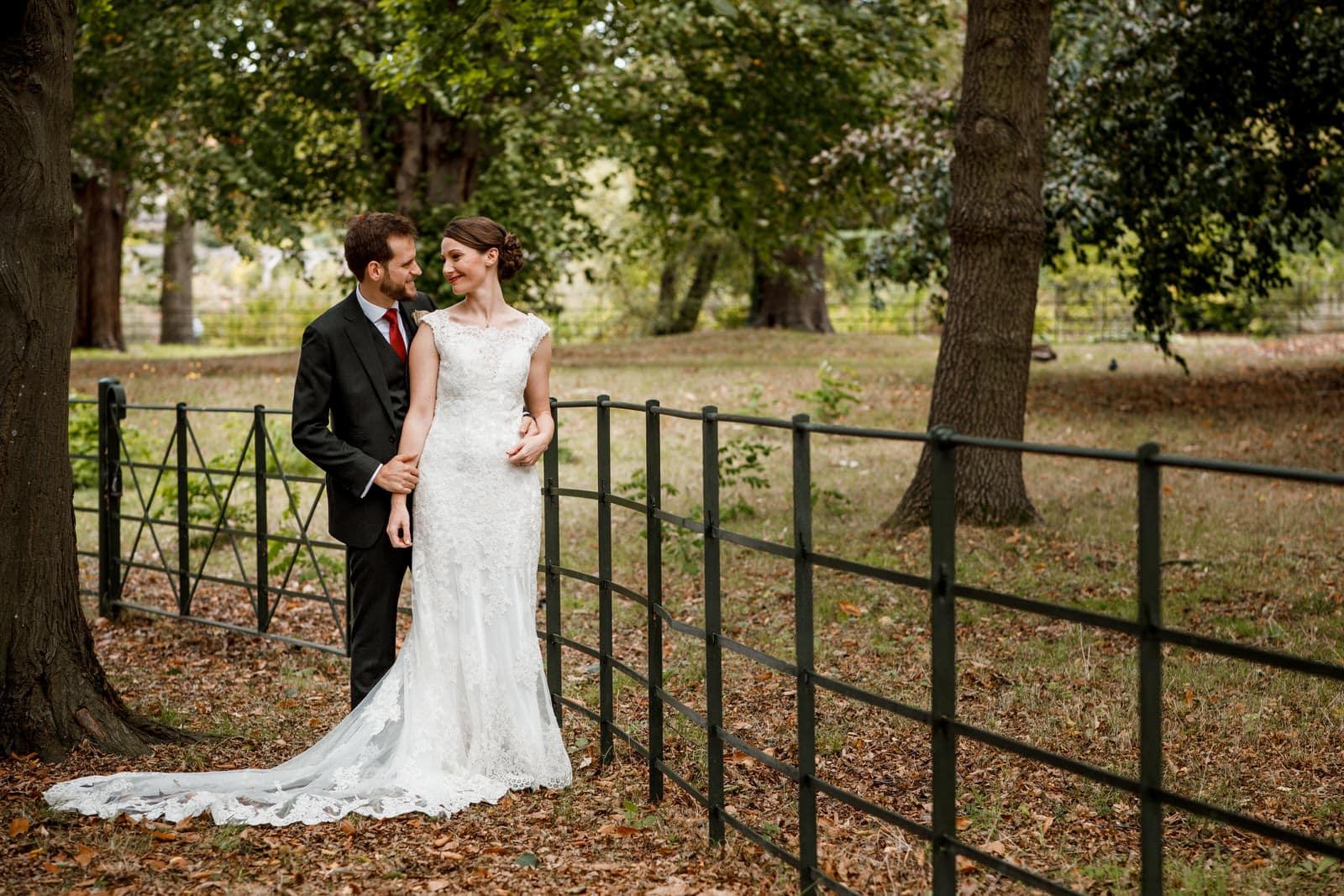 richmond park wedding photographer