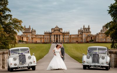 Blenheim Palace Wedding Photographer – Kevin and Georgie