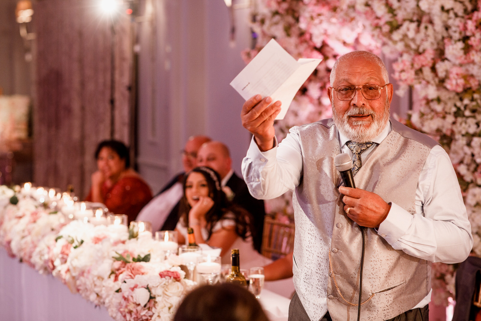 father of the bride speech at sopwell house