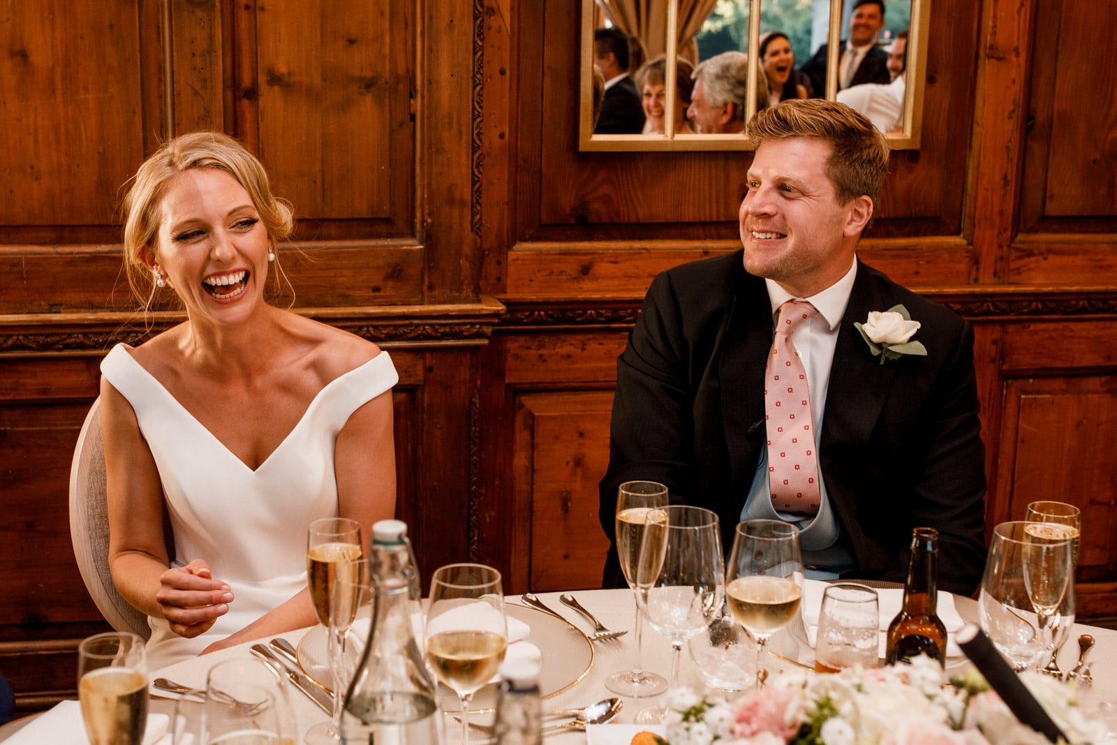 wedding speeches at hedsor house wedding