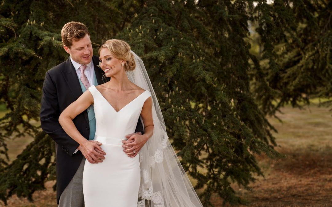 Hedsor House Wedding Photography – Alice and David
