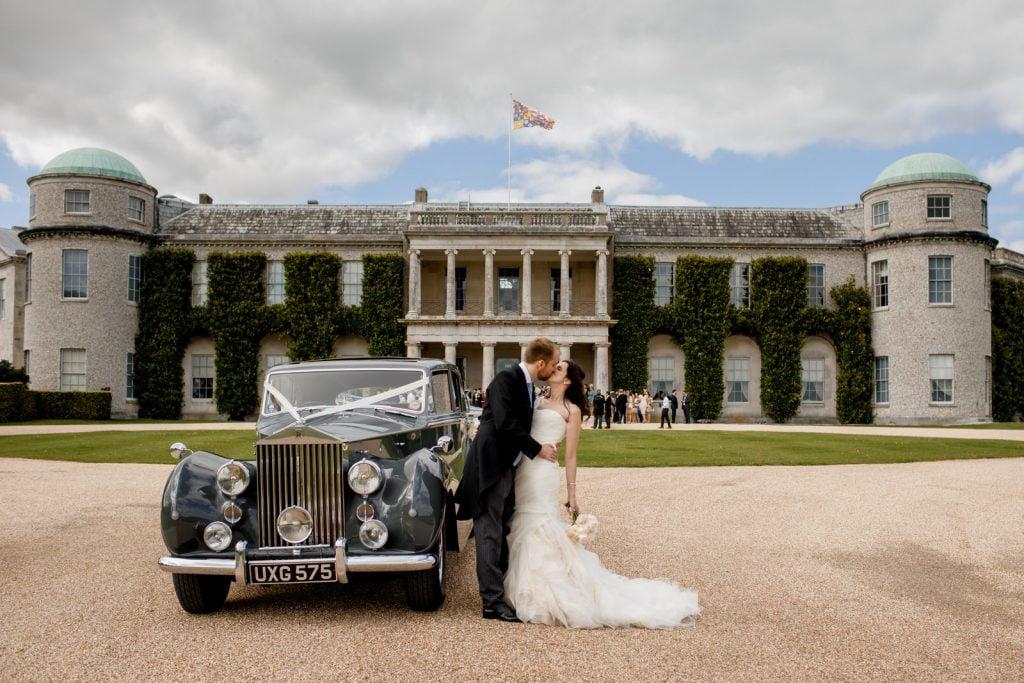 goodwood house wedding photography