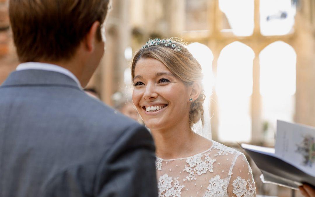 Cowdray Heritage Wedding Photography – Emerald and Antonio