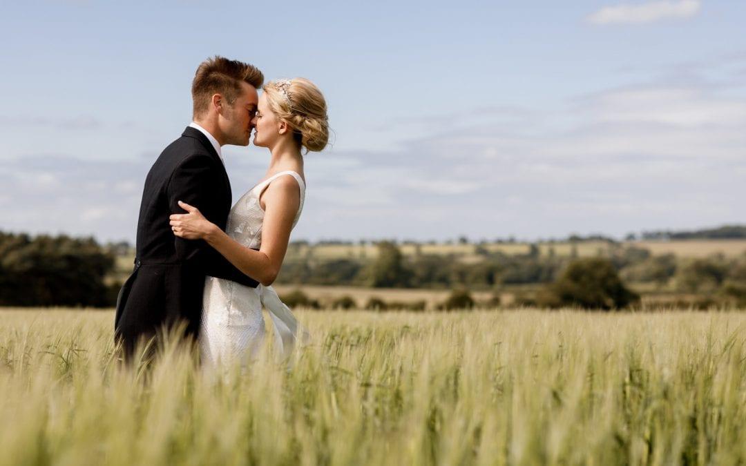 Farm Wedding Photography – Fran and Tristan