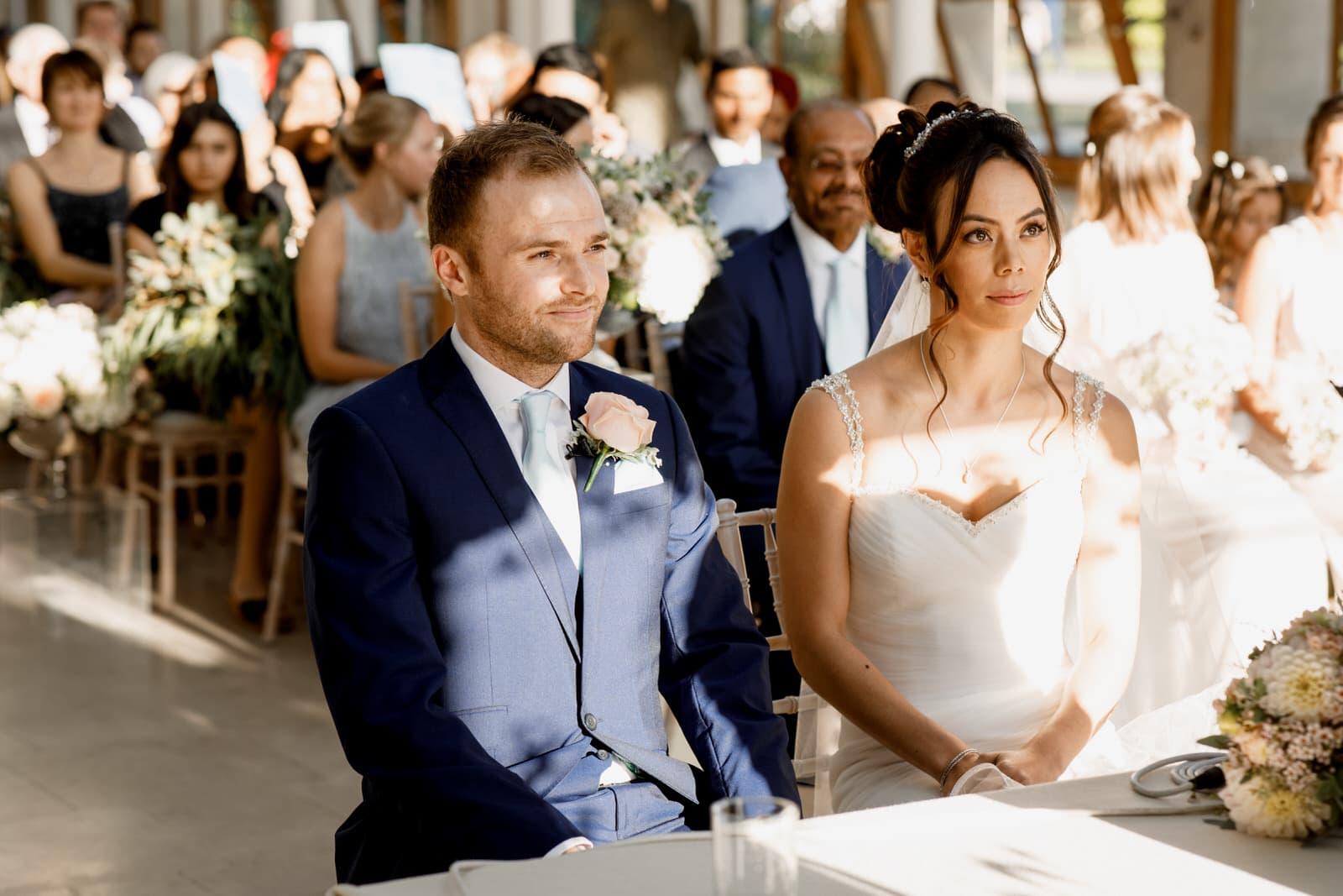 kew gardens wedding photography