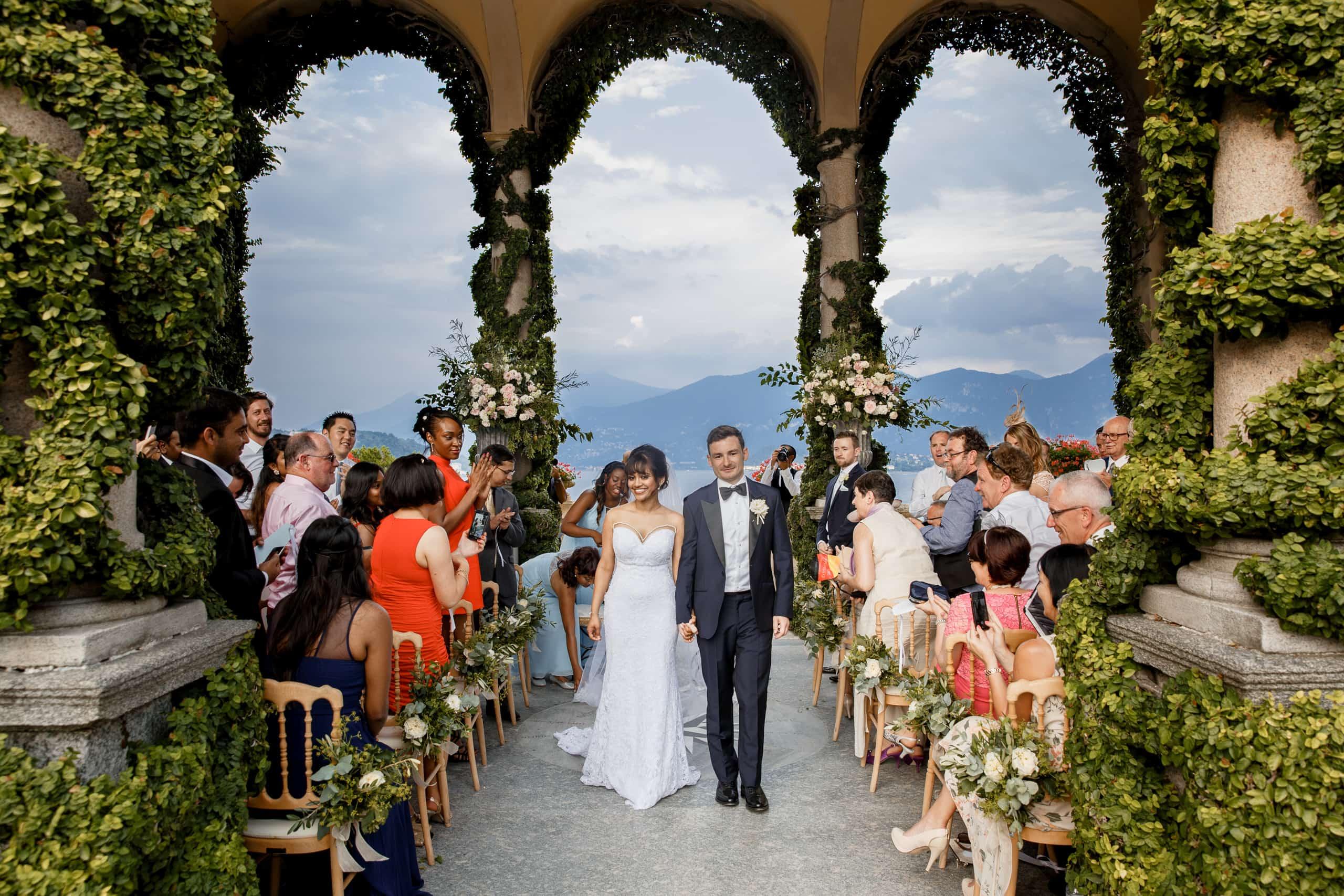 Villa Del Bilbanello wedding photography