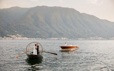 Lake Como Wedding Photography – Villa del Balbianello – Kani and Brian