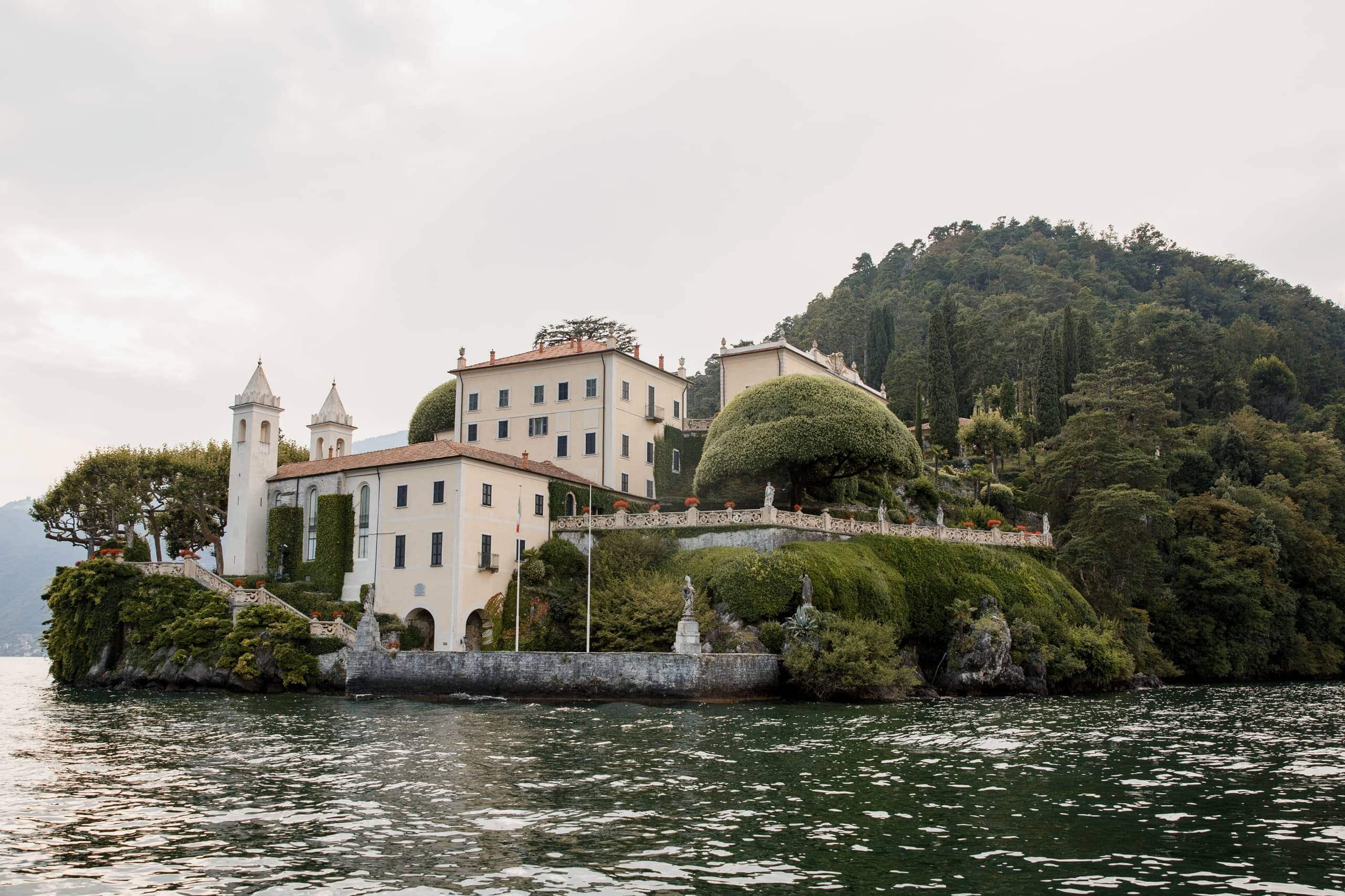 villa del balbianello wedding venue