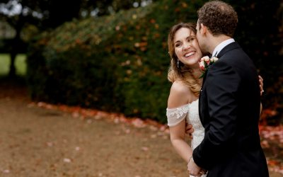 Autumn Wedding at Offley Place