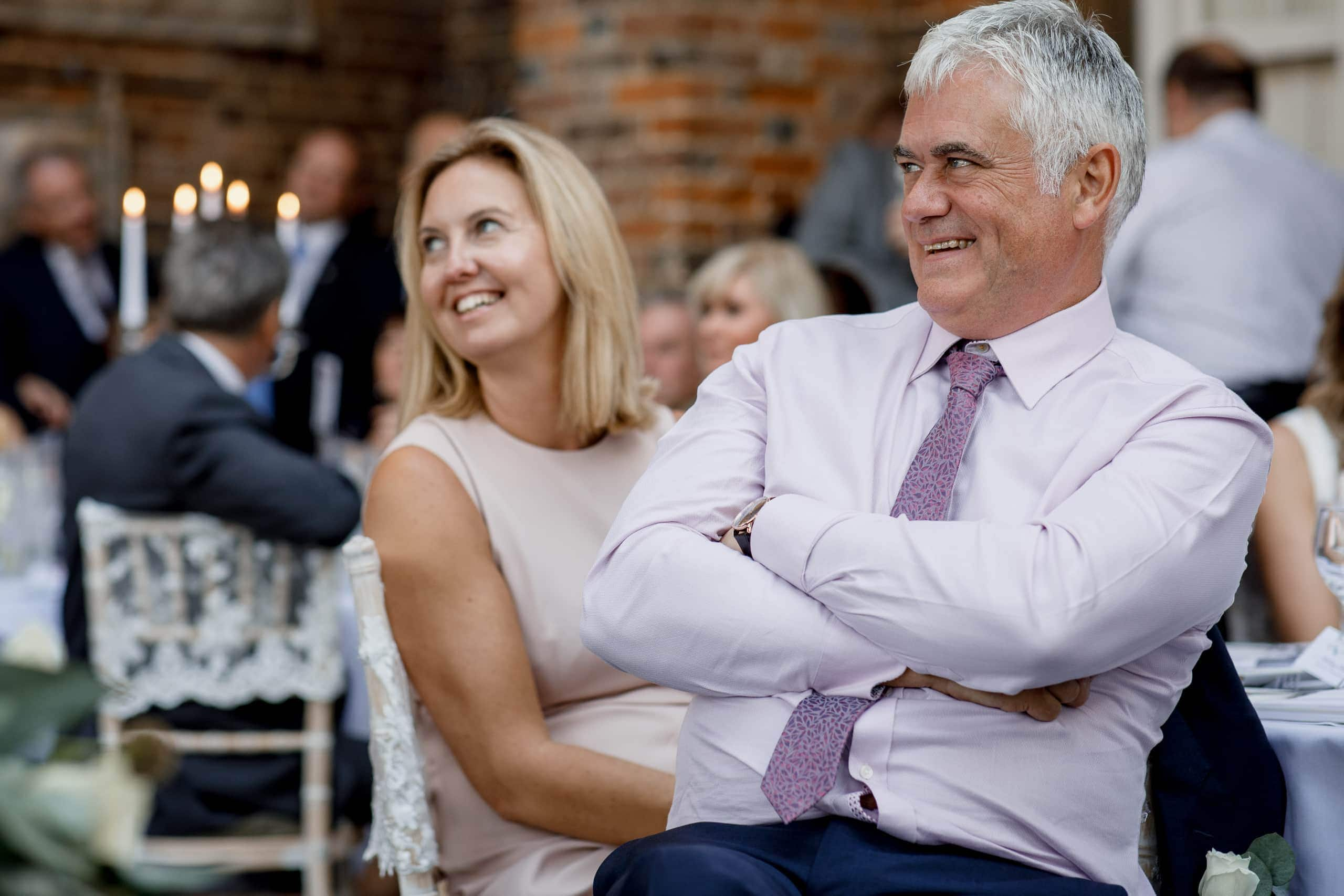 wedding reception at offley place