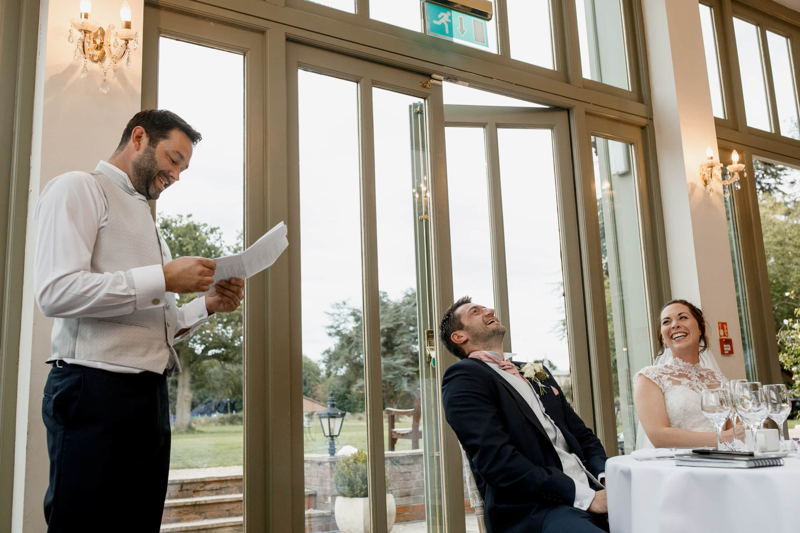 speeches at offley place wedding