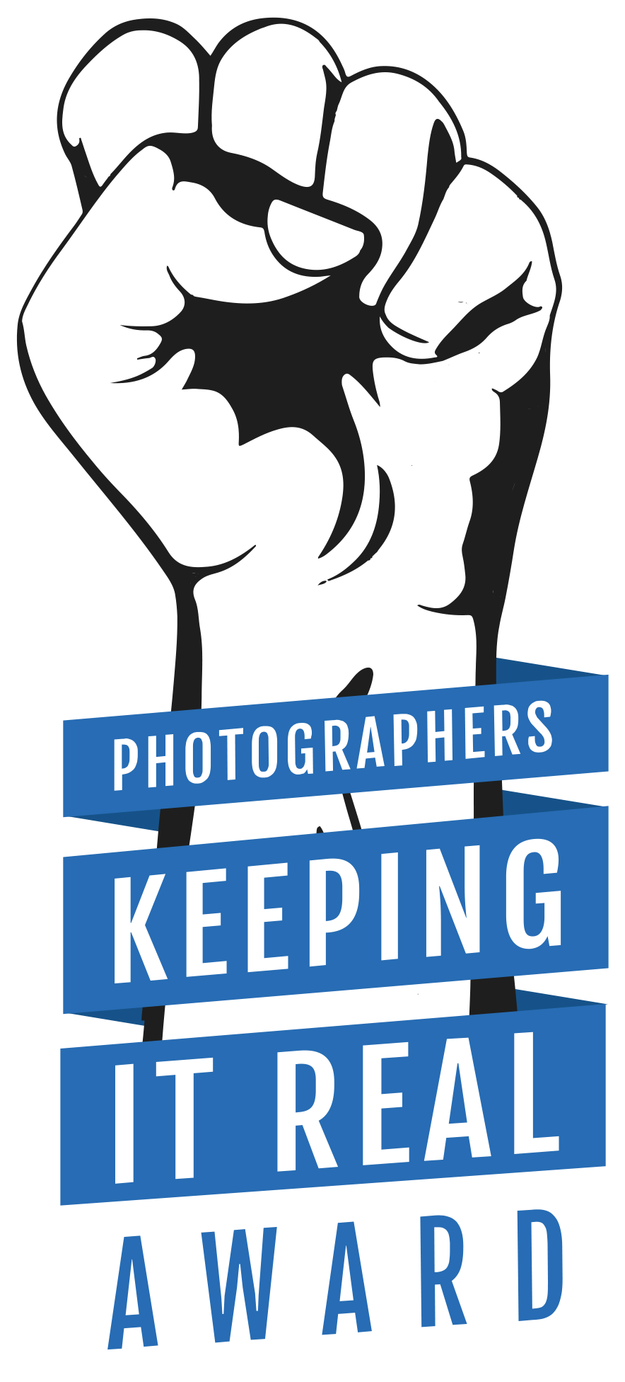 photographers keeping it real awards badge