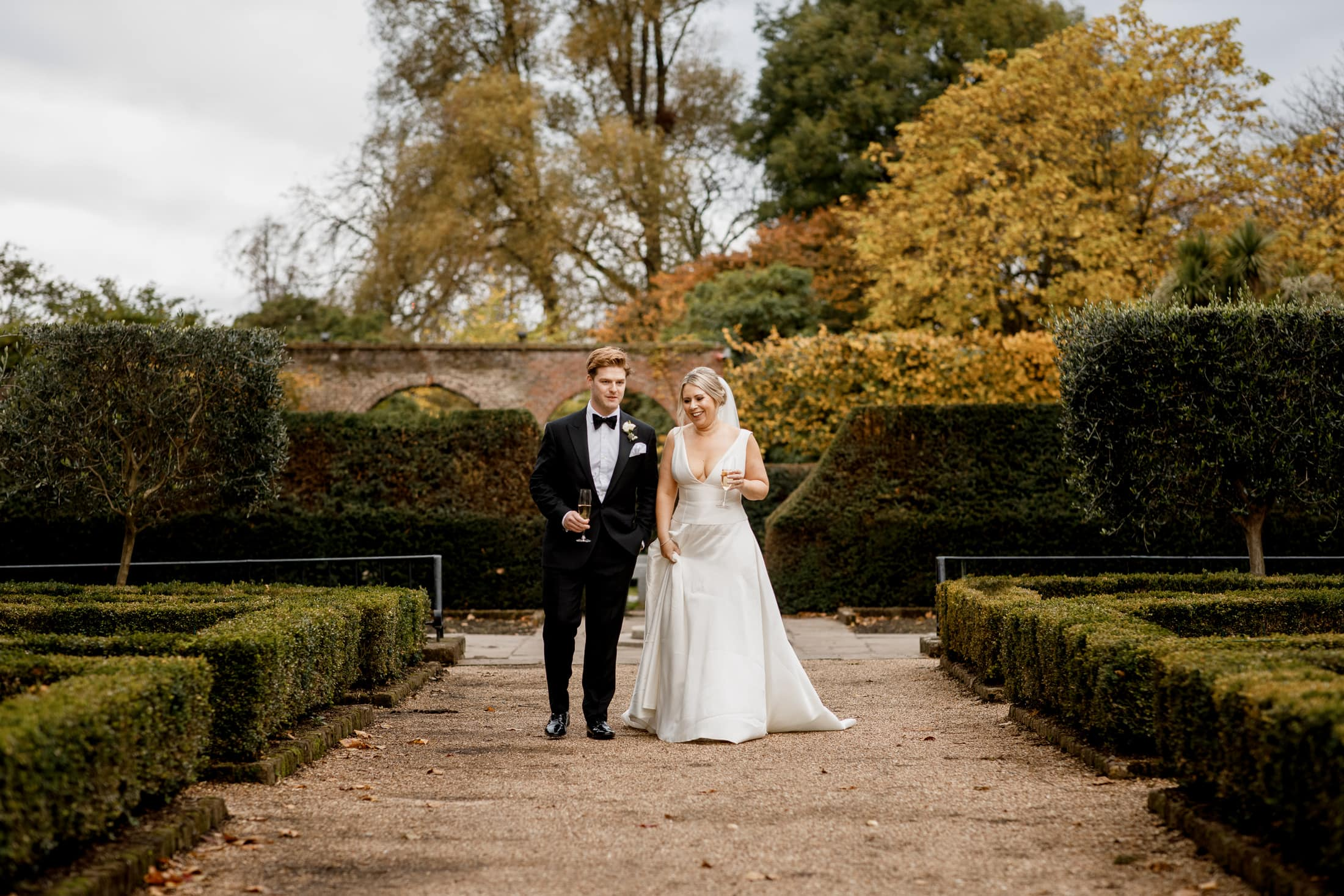 holland park wedding photography